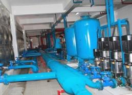 水泵房噪声与振动控制
