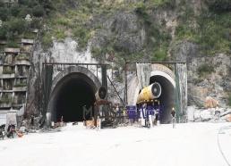 中国中铁隧道局集团  舟山隧道口隔音降噪项目