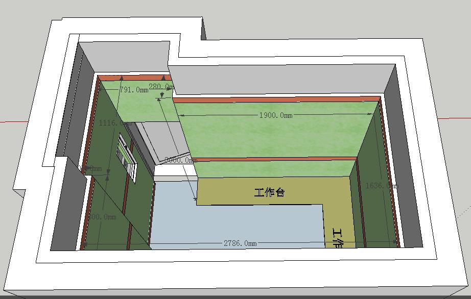 北京数字家圆录音室声学设计方案